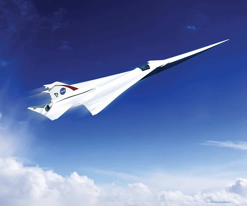 Hypersonic Aircraft