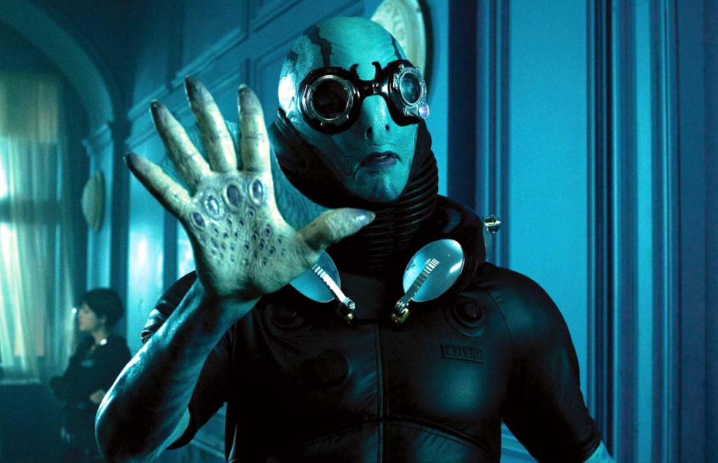 Abe Sapien Hellboy Movies