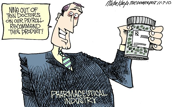 Doctors and Big Pharma