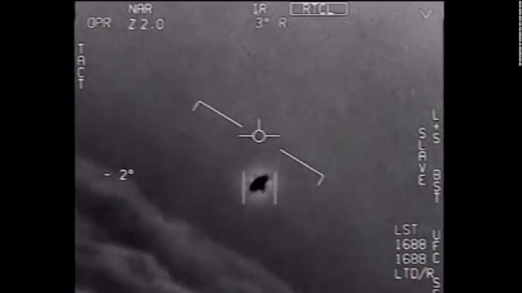 Naval Jet Encounters UFO