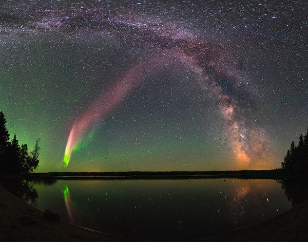 Steve Northern Lights