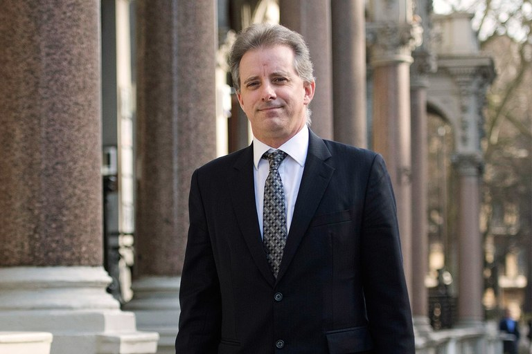 Christopher Steele MI6