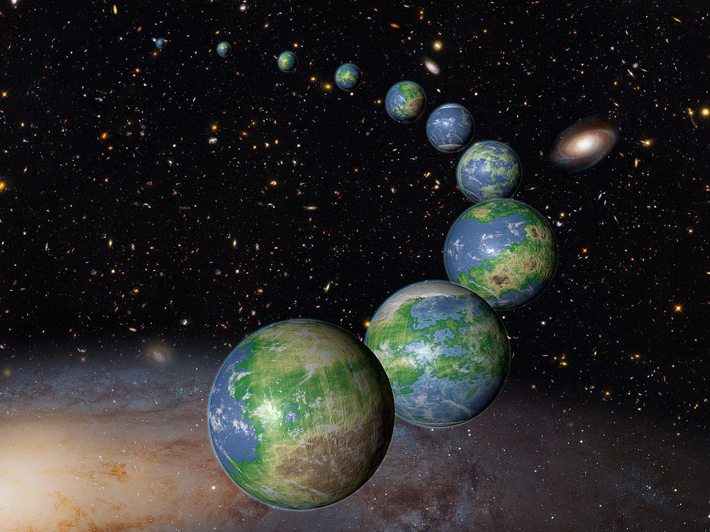 Parallel Earths