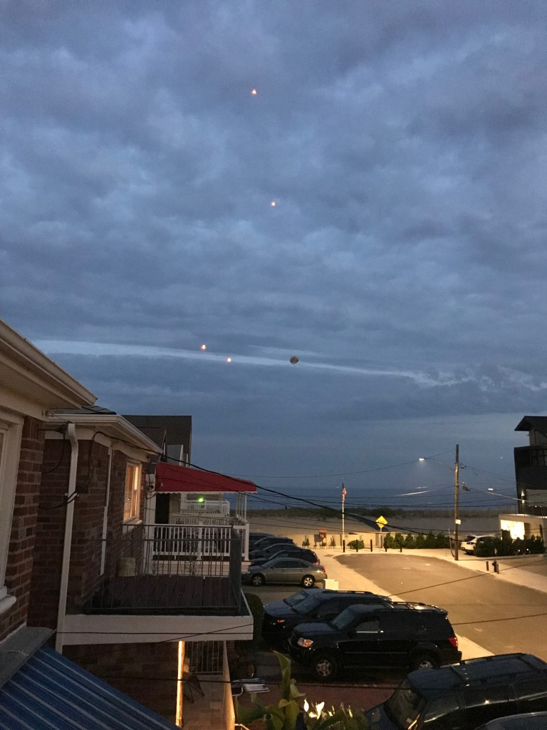 Linda's Photo of UFOs