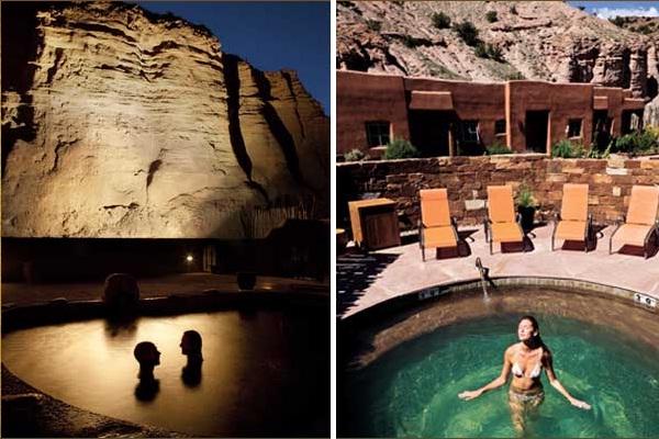Caliente Hot Springs, NM