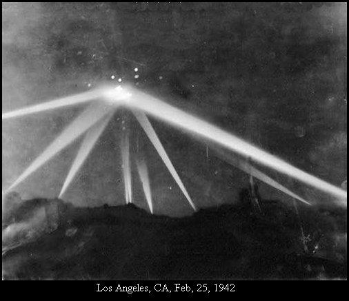 Redondo Beach UFO 1942