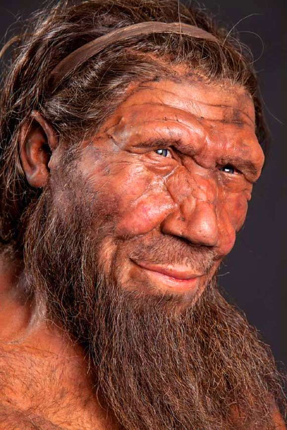 Neanderthal Depiction
