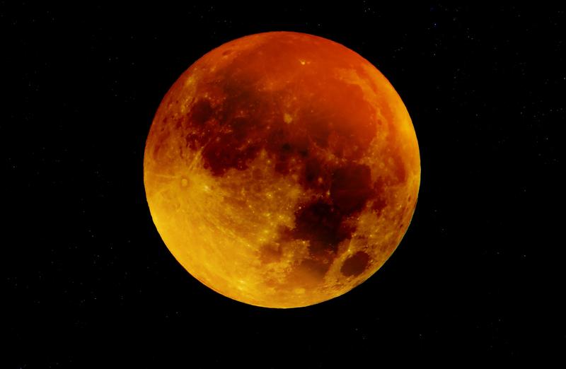 Super Blood Red Wolf Moon Eclipse