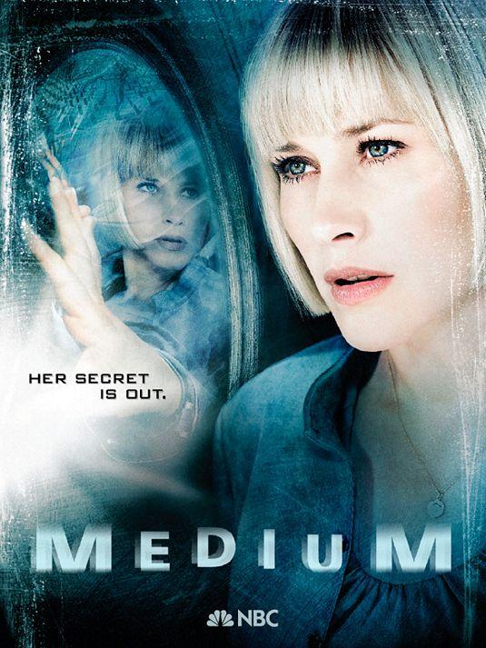 Medium TV Poster