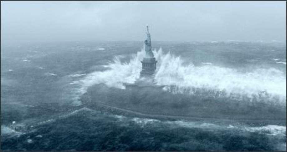 New York Tsunami Depiction