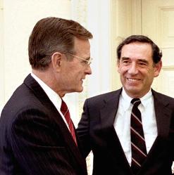 Douglas Coe & President Bush